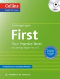 Cambridge English First Four Practice Tests
