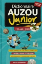 Dictionnaire Auzou Junior (7 - 11 ans) + CD-ROM