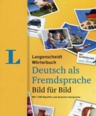 Langenscheidt Worterbuch Deutsch als Fremdsprache Bild fur Bild